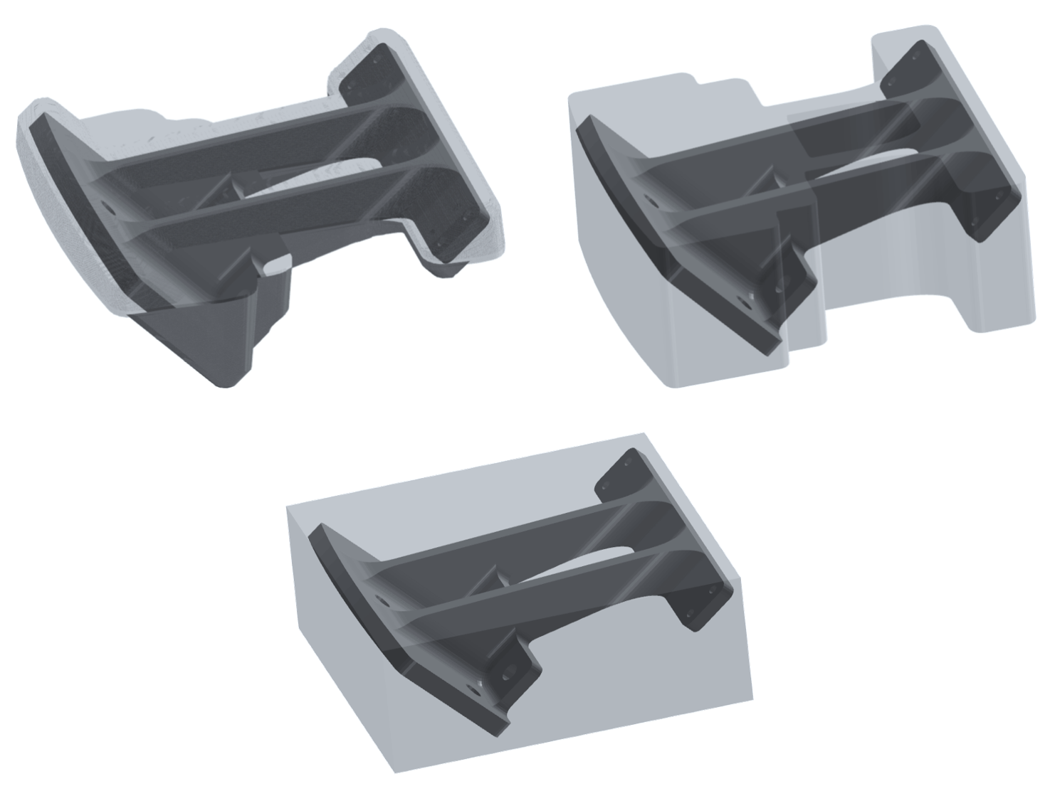 single part manufacturing image